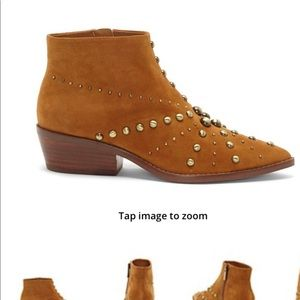 1. State Sobel Leather Booties